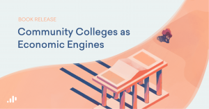 Emsi Cofounder Authors Book on Economic Value of Community Colleges
